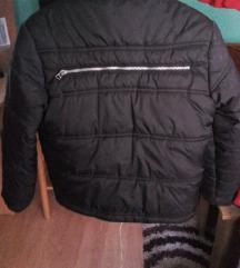 Zimska punjena jakna,crop,iz Ch,800din,SNIZENA!!!