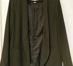 H&M zeleni sako