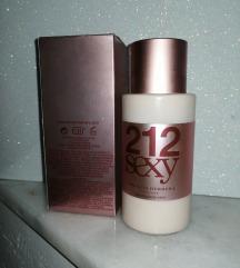 Carolina herrera 212 sexy body lotion 200 ml