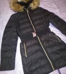 Duga zimska jakna