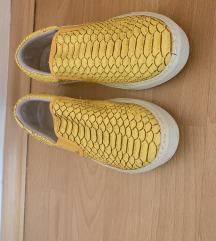 Žute Etual espadrile