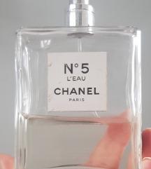 Korisceno,original,CHANEL 5 L'eau,35-37ml