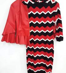 Nova italijanska haljina trikotaza 2000
