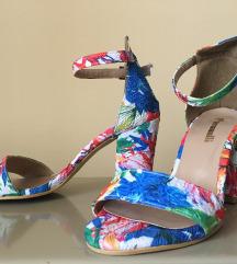 Sandale na stiklu SNIZENE NA 750