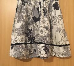 Mango letnja mini suknja