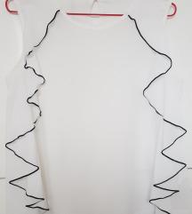 Bela majica sa karnerima