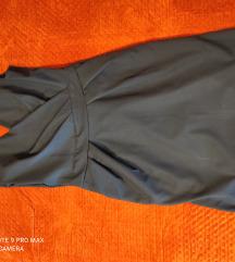 Teget haljina sa džepovima