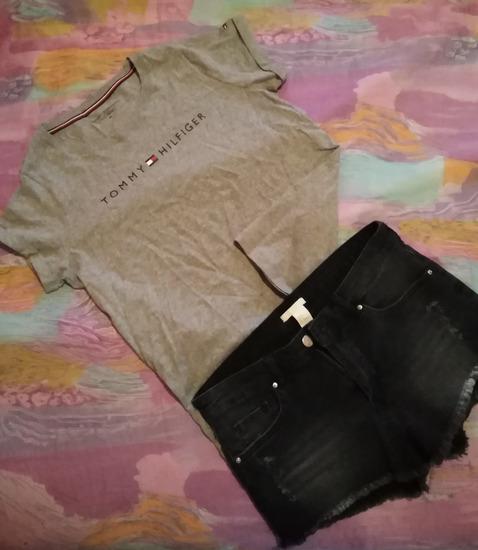 Ženska majica i šorc