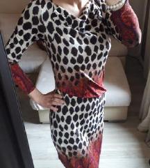 COMMA- haljina do kolena