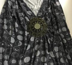 Siva bluzica