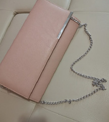 Peky puder roze torbica