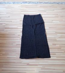 Maxi vunena suknja M,L