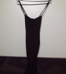 Uska nabrana haljina do kolena M/38