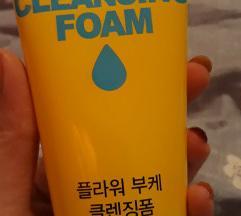 Korejska pena za ciscenje lica
