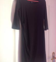 Lindex crna haljina