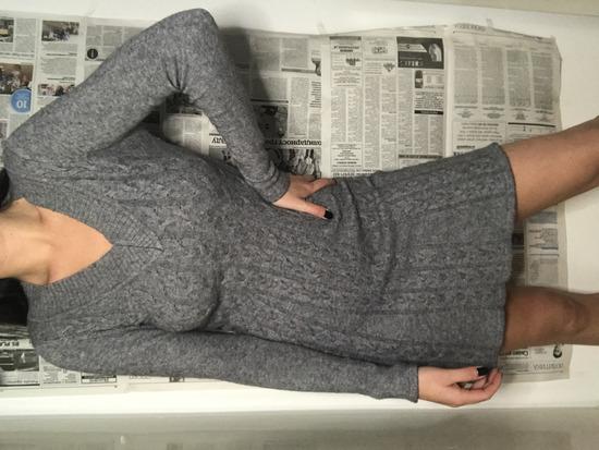 Trikotaza haljina