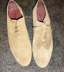 Cipele svetlo braon