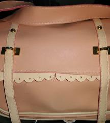 Bebi roze torba
