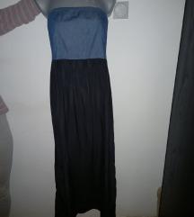 Prelepa Tezenis duga haljina