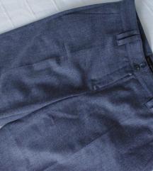 BRAX SPORT FLANEL 96% VUNA pantalone KAO NOVE 38
