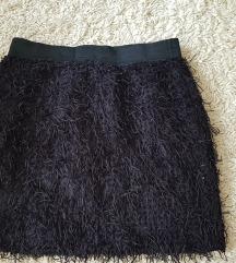 VILA Clothes cupava suknja XS-S