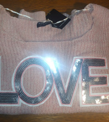 Ženski džemper NOVO