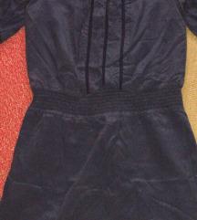 Dve teget svilene haljine Karen Millen