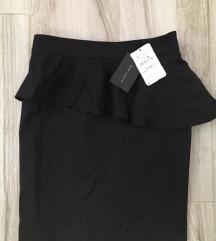 NOVA Zara SAVRSENA suknja L sa etiketom