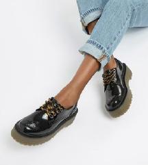 SNIZENE - Pull&Bear platform chunky cipele
