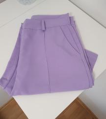 Odelo lila, pantalone i sako. NOVO!