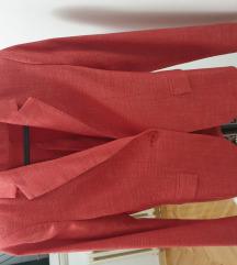 Svetlo crveni sako