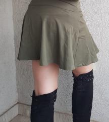 Terranova maslinasta suknja