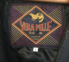 Zenska kozna jakna VINTAGE
