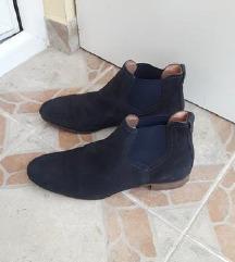MARC O'POLO teget kozne cipele gleznjace