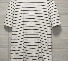 H&M prugasta haljina