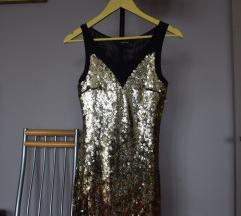 Disco haljina GOLD