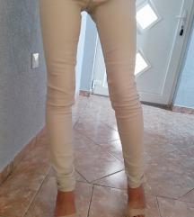 Pantalone h&m nude, za mrsavice