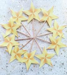 Dekorativne Zvezde Cackalice