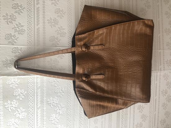 Rezzz Zara krokodil print torba