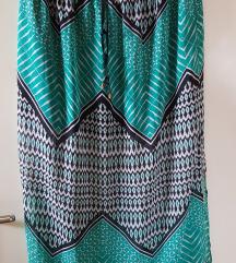 M&S šarena letnja suknja vel. 48