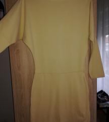 Krem haljina novo