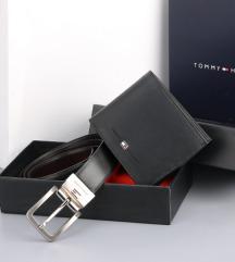 Tommy Hilfiger novčanik set original NOVO