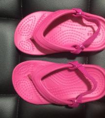 Crocs sandalice do 15 cm duzine stopala NOVO