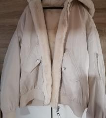 Zara jakna sa dva lica Novo
