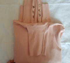 Nova rolka svetlo roza like Zara S/M