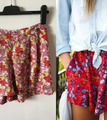 Cvetni šorts
