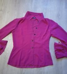 Mona Pink svilena kosulja
