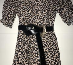 Zara nova kolekcija haljina viskoza