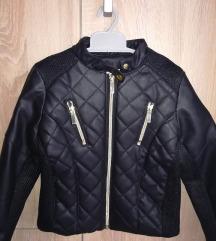 Koton kožna jaknica za devojčice.