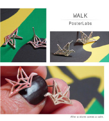 TOP SHOP origami ždral mindjuše NOVO
